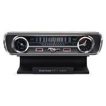 Reloj Y Termometro Mustang 50 Aniversario