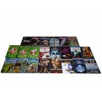 Coleção 21 Filmes Variados Em Dvd Originais + 4 Ostrapalhões