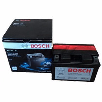 Bateria De Moto 10ah Bosch Gsx-r 750/1000 (selada)
