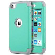 Protector Azul Ipod Touch 6ª Generación Caseipod 5 Y 6