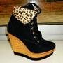 Zapatos Botas Colombianos Studio F Tommy Furla Para Damas