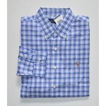 Camisa Social Polo Ralph Lauren Tamanho Ggg / Xxl Original