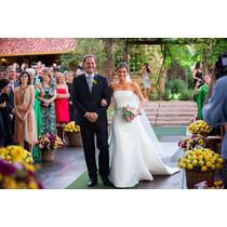 Vestido De Noiva Da Marca Espanhola Rosa Clará