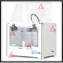 Impresora 3d Bibo2 Maker Doble Extrusor, Calidad Makerbot