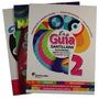 Pack Guía Santillana 2 En Pocas Palabras + Matemáticas Genia