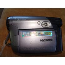 Videocamara Samsung Formato Minidvd, Modelo Sc-dc173u Ntsc