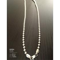 Collar Plata Hombre Mujer 925
