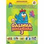 Galinha Pintadinha Vol 3 Dvd C/ 14 Clipes Lacrado Original