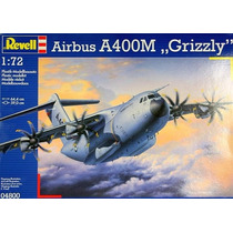 Revell - Airbus A400m Grizzly 1:72 - 04800 - Plastimodelismo