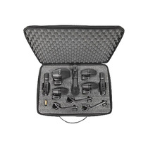 Kit Microfone Percurssão Shure Pga Drum Kit 7