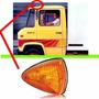 Lanterna Teto Caminhão Mbb 608 Amarela