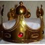 Coronas Doradas De Rey Para Fiestas, Horas Locas
