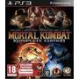 Mortal Kombat 9 Komplete Edition Ps3 Nuevo Sellado Original