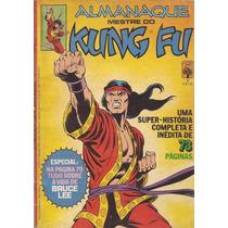 Almanaque Mestre Do Kung Fu 01