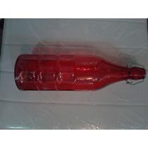 Variedad De Botellas De Vidrio Colores