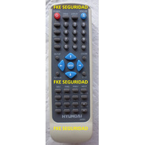 Control Remoto Dvd Hyundai 2008a Incluye Forro Protector