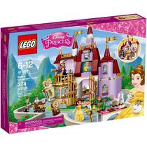 Lego Disney Princesas 41067 Castillo Encantado De Bella