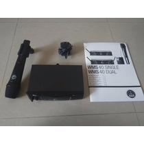 Sistema De Micrófono Inalámbrico Akg, Wms 40 Pro Single