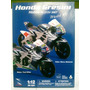 Moto Kit Escala 1/12 Alto Detalle Honda Gresini New Ray