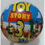 Bola Inflável Bola Vinil Toy Story - Kit C/ 10