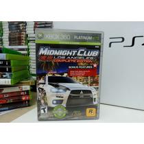 Midnight Club Los Angeles Complete Edition Original P Xbox