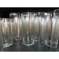 Vaso De Vidrio Para Bebidas 25 Piezas