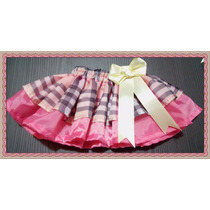 Faldas Tutu Para Niña Bebes Recien Nacidas Talla 0 A 36 Mese