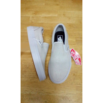 Zapatos Skate Vans (modelo: Cracked Leather)
