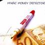 Caneta Detecta Dinheiro Falso Magic Color Money Detector