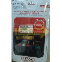 Cable Para Video Juego Calidad Hdmi Dxr080338