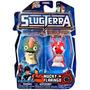 Slugterra Serie 3 Mini Figura 2-pack Sucio & Flaringo [incl