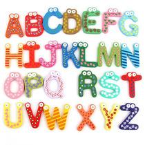 Letras Alfabeto Completo Pedagógico Com Imã