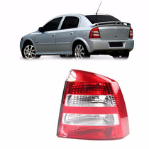 Par Lanterna Traseira Astra Sedan 03 04 05 A 12 Cristal Tyc