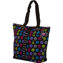 Bolsa Feminina Juvenil De Ombro Monster High 70686