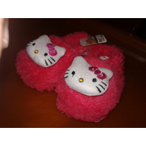 Pantuflas Hello Kitty