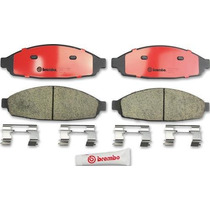 Balatas Brembo (d) Lincoln Town Car Ultimate, Limousin 04-04