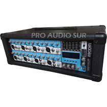 Consola Potenciada Moon 810up Cabezal Amplificador Usb Mp3