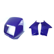 Carenagem Foral - Protetor Tanque Nx200 Lilas