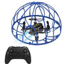 Mini Drone Cuadricoptero Antigolpes Protecccion 360 +control<br><strong class='ch-price reputation-tooltip-price'>US$ 39<sup>99</sup></strong>