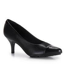 Sapato Scarpin Conforto Feminino Modare - Preto