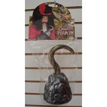Garfio Para Disfraz De Pirata Halloween