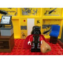 Lego Figura Darth Vader Navideño
