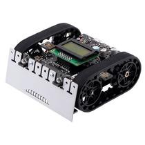 Robot Mini Sumo 32u4 Pololu Ensamblado Con Motores 75:1 Hp