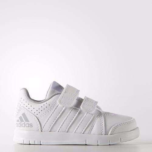 zapatillas blancas adidas niño
