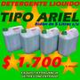 Detergente Liquido Tipo Ariel