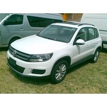 Volkswagen Tiguan Sport&stye 1.4t 2015 Seminuevo De Planta!!