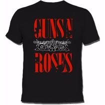 Playera Guns And Roses