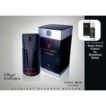Swiss Army Perfume Para Caballero Mayor Y Detal Clasic C