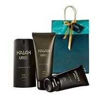 Presente Natura Kaiak Urbe -desodorante Spray + Gel Para Ba