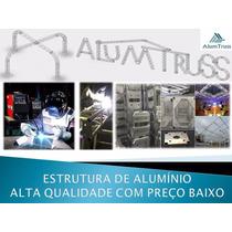 Treliça De Alumínio 1m At-30